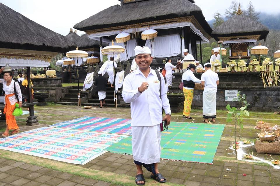 Foto : Kalaksa BPBD Provinsi Bali, I Made Rentin